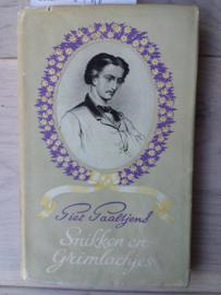Snikken en grimlachjes   Piet Paaltjens   herdruk 1e uitgave 1867   De Raaf  