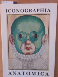 Iconographia anatomica | Karolinska institutute | Stockholm | 1991 |cataloges