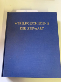 Wereldgeschiedenis der Zeevaart  | G.J. van Nimwegen | 1961 | W. Gaade - Den Haag |