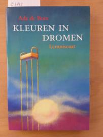 Kleuren in dromen | Ada de Boer | Lemniscaat | 1996 |