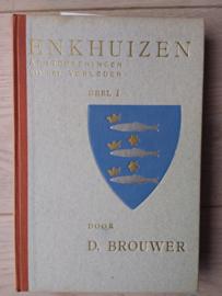 Enkhuizen aanteekeningen uit het verleden | Brouwer | West-Frieze- Styk | 1946