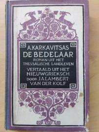 De bedelaar | A. Karkavitsas | vertaald | J.A. Lambert van der Kolf |  1924