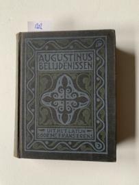 Aurelius Augustinus Belijdenissen in XIII boeken uit het Latijn | Vertaald door Mr. Frans Erens | 1919 | 3e Druk, naar het Latijn herziene Druk | S. L. van Looy - Amsterdam |