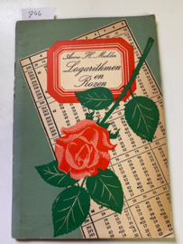 Logarithmen en Rozen | Anne H. Mulder | 1948 | Boekenweek-uitgave voor jonge mensen |