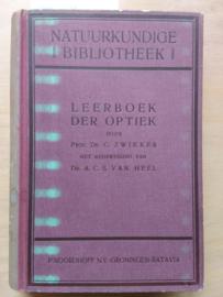 Leerboek der optiek   Zwikker, Van Heel   Natuurkundige bibliotheek   1933