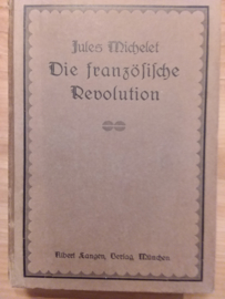 Die franszösische Revolution | Richard Kühn | 1914 | Albert Langen München
