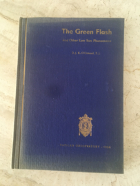 The Green Flash and Other Low Sun Phenomena - O'Connell & Treusch - 1958