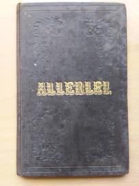 Allerlei uit portefeuille van   Scheffelaar Klots   Roorda van Eysinga   1857
