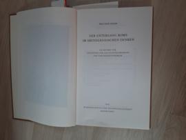 Walther Rehm │ Der Untergang Roms in Abendländischen Denken │ Wissenschaftliche Buchgesellschaft Darmstadt │ 1966