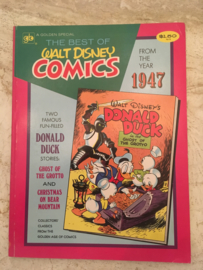 The Best Walt Disney Comics from the year 1947: 2 Donald Duck stories.
