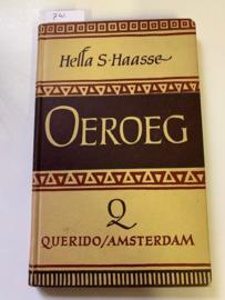 Oeroeg | Hella S. Haasse | 1953 | Querido Amsterdam |