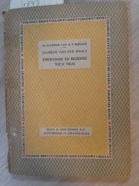 H.P. Berlage│24 Schetsen│Zwervende en reizende toch thuis│Tekst van Laurens van der Waals│Nijgh  Van Ditmar N.V.│ Rotterdam/ 's Gravenhage│ 1948