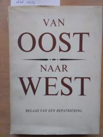 Van Oost naar west | Relaas van repatriëring | 1969 | Mr Wassenaar-Jellesma