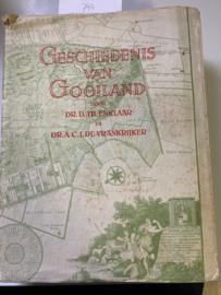 Geschiedenis van Gooiland   eerste deel   door Dr. D. TH. Enklaar en Dr. A. C. J. Vrankrijker  