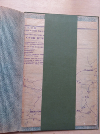 Rijwieltochten rustige wegen | ANWB | 1920 | G.A. Pos
