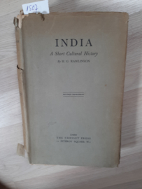 India│A Short Cultural History │ by H.G. Rawlinson │the Cresset Press London │ 1952