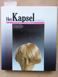 Het Kapsel | Maria Jedding-Gesterling |  1988 | cultuurgeschiedenis haarmode
