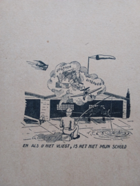 Vleugels | Assen Jordanoff | vertaling van Wings |  1948 | van Steenderen