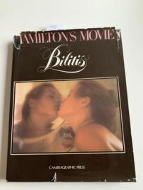 Hamilton's movie Bilitis a photographic scrapbook from the movie | David Hamilton | 1977 | Engelstalig | Uitgever: Cameragraphic Press New York |