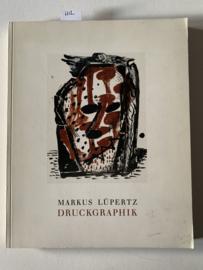 Markus Lüpertz | Druckgraphik | Werkverzeichnis 1960 - 1990 | Duitstalig |Uitgever: Dr. Cantz'sche Druckerei Ostfildern-Ruit Bei Stuttgart |