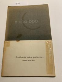 6 000 000 | Max Croiset | 1965 | Uitg. 's Gravenhage Nijgh & Van Ditmar Rotterdam