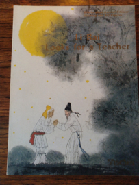 Li Bai looks for a teacher | Adapted by Hua Shiming , illustrated by Pan Xiaoqing, designed by Zhang Xizhu