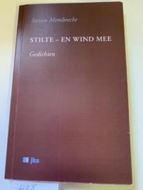 Stilte- en de wind mee, gedichten | Steven Membrecht | 9789081595728 |