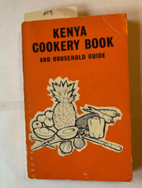 Kenya Cookery Book and Household Guide | 1970 | Engels talig |  Heinemann Educational Books |