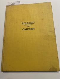 Gauguin en Rousseau (le douanier) | Kasper Niehaus | 1928 | H.J. Paris Amsterdam | Met 23 platen |