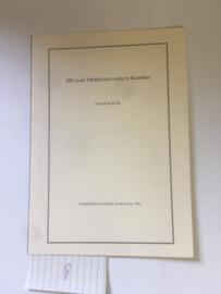 225 Jaar Vrijmetselarij in Kampen | 1996 | Roel Kolle | Overdruk Kamper Almanak |