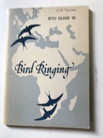 Bird Ringing BTO Guide 16