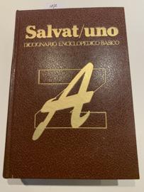 Salvat Basico Diccionario Enciclopedico | Spanish Edition | 1985 | Salvat Editores, S.A. |
