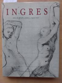 Ingres | 1984 | nouvelle edition 1990 | mine de plomp | plume | crayon noire