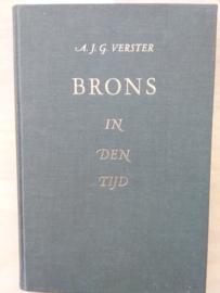 Brons in den tijd | Verster | bronzen en koperen voorwerpen | 1956