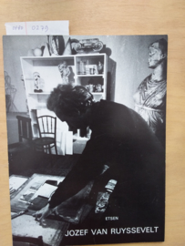 Josef van Ruyssevelt   Etsen   1959 - 1981   foto's van zijn werk  