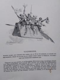 De Drie Musketiers | Alexander Dumas | llustraties M. Leloir | 1919 | 2e druk