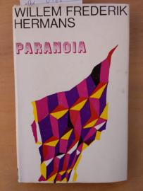 Paranoia | Willem Frederik Hermans | 1967 | hard cover | Van Oorschot |