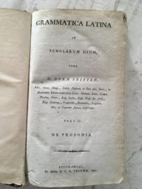 Grammatica Latina in Scholarum  Usum - G. Dorn Seiffen - 1827