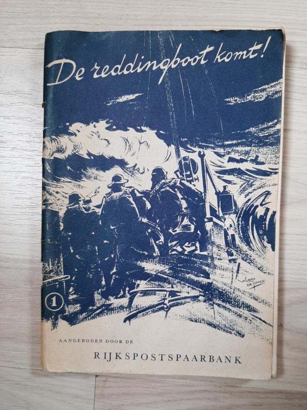 De reddingboot komt! │ aangeboden door de Rijkspostspaarbank