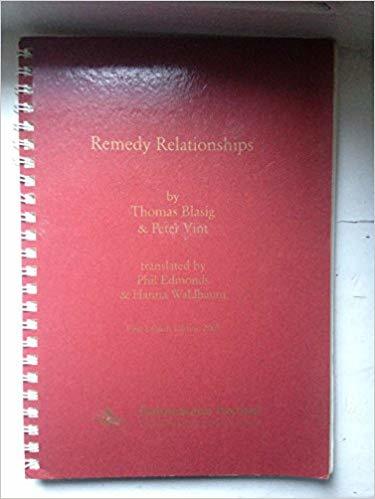 Remedy Relationships - Blasig & Vint