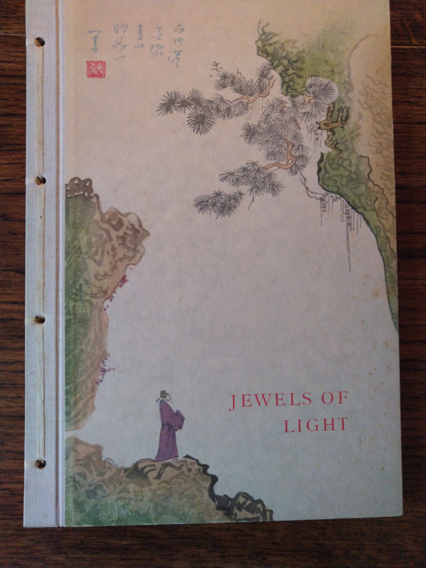 Jewels of light, from the jung-pao-tsai workshop | Engels | prints with poems