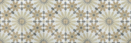 Cement tile Beige