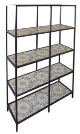 Cement tile Beige