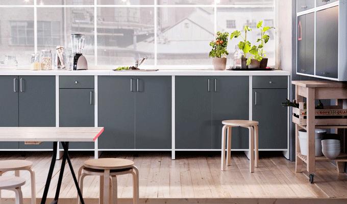 Ikea Udden Keuken - Test 1