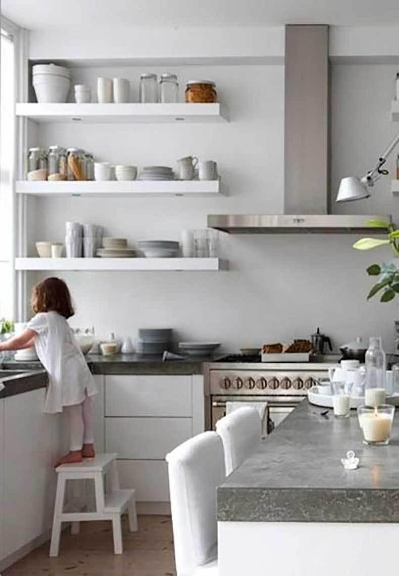 Ikea Lack Wandplank Wit.Ikea Kitchens 123kea