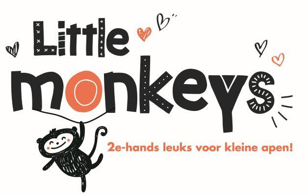 Little Monkeys Pop-Up