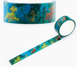 Washi Tape Lion King
