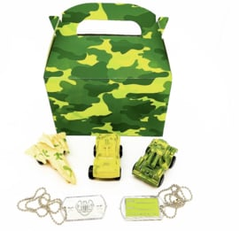 Camouflage/ Army goodiebag