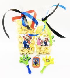 Mario Bros  Popcorn
