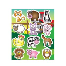 Boerderij stickers